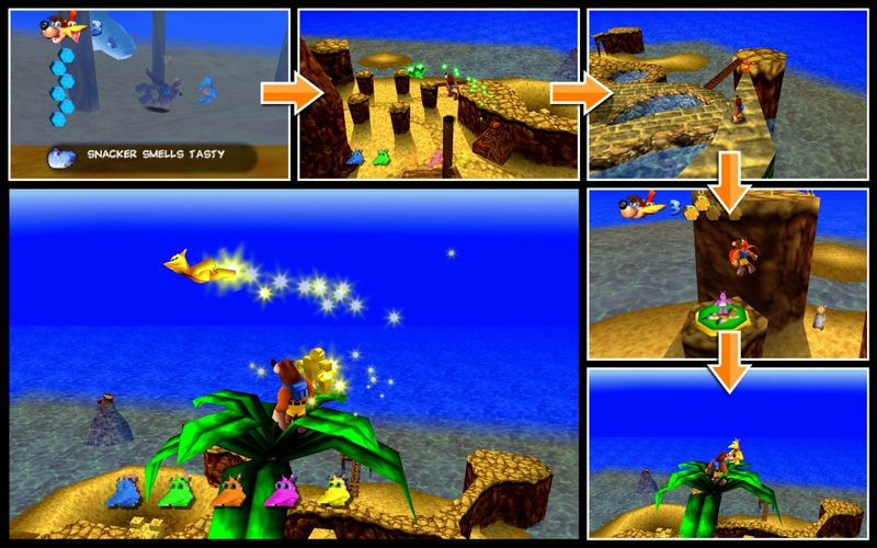 Banjo-Kazooie Treasure Trove Cove Jiggy 10.jpg