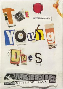 Box artwork for The Young Ones.