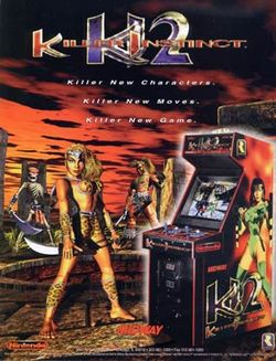 Box artwork for Killer Instinct 2.