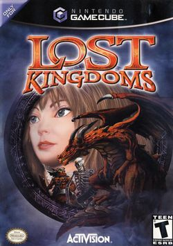 Box artwork for Lost Kingdoms.