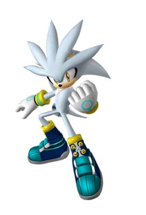 Blaze The Cat Sonic Free Riders