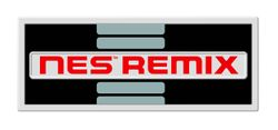 Box artwork for NES Remix.
