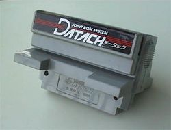 The console image for Datach Joint ROM System.