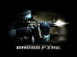 Box artwork for CrossFire.