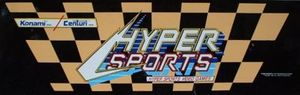 Hyper Sports marquee