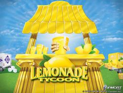 Box artwork for Lemonade Tycoon (Lemonade Inc.).