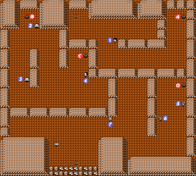 Pok 233 Mon Red And Blue Rock Tunnel Strategywiki The Video Game Walkthrough And Strategy Guide Wiki