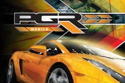 Box artwork for Project Gotham Racing Mobile.