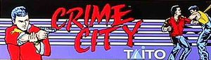 Crime City marquee
