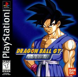 Box artwork for Dragon Ball GT: Final Bout.