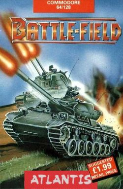 Box artwork for Battlefield.
