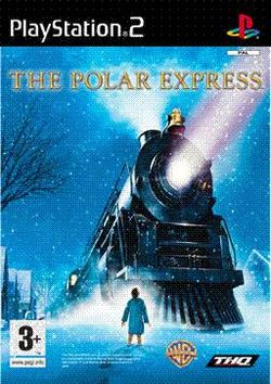 Box artwork for The Polar Express.
