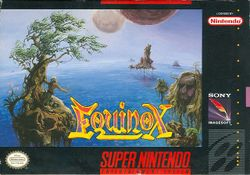 Box artwork for Equinox.