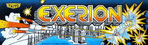 Exerion marquee