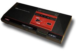 The console image for Sega Master System.