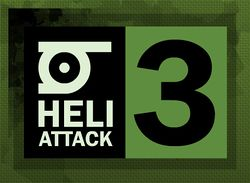 Box artwork for Heli Attack 3.