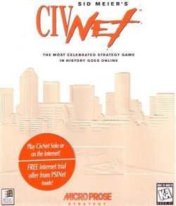 Box artwork for CivNet.