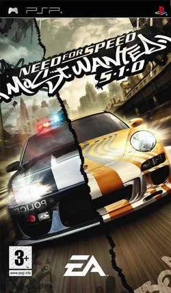 Box artwork for Need for Speed: Most Wanted: 5-1-0.
