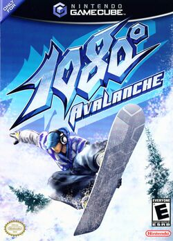 Box artwork for 1080° Avalanche.