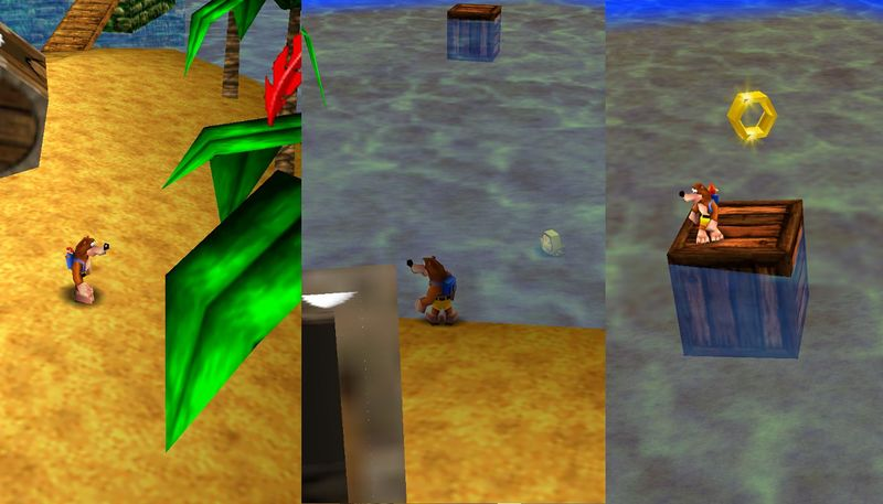 Banjo Kazooie Treasure Trove Cove Honeycomb2.jpg