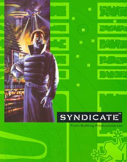 Box artwork for Syndicate.