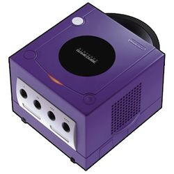 The console image for Nintendo GameCube.