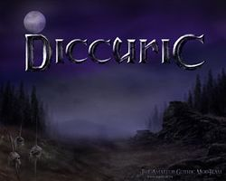 Box artwork for Diccuric.