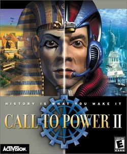 Box artwork for Call to Power II.