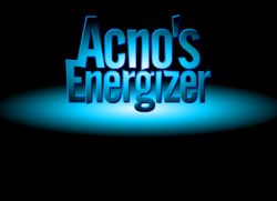 Box artwork for Acno's Energizer.