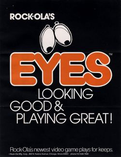 Box artwork for Eyes.