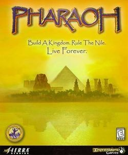 Box artwork for Pharaoh.