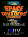Space Invaders 25th Anniversary V1 title screen.png