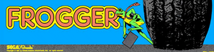 Frogger marquee