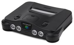 The console image for Nintendo 64.