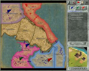 Empire earth iideception strategywiki the video game the strategic map gumiabroncs Images