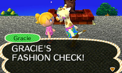 Acnl Gracie Time Travel Stopped Working