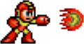 Mega Man 1 weapon sprite Fire Storm.png