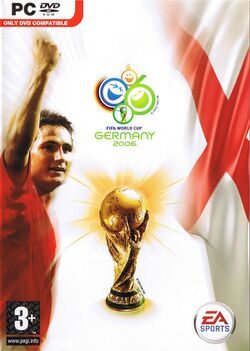 Box artwork for 2006 FIFA World Cup.