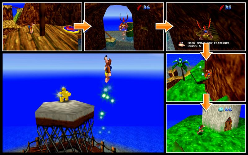 Banjo-Kazooie Treasure Trove Cove Jiggy 8.jpg