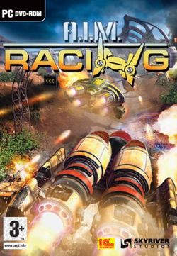 Box artwork for A.I.M. Racing.