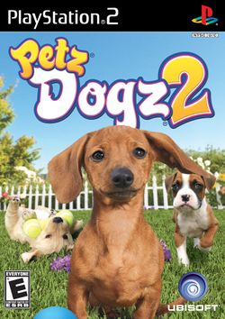 Box artwork for Petz: Dogz 2 and Catz 2.
