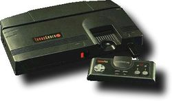 The console image for TurboGrafx-16.