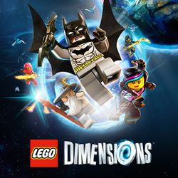 Box artwork for LEGO Dimensions.