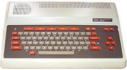 The console image for NEC PC-6001.