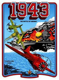 Box artwork for 1943.