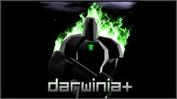 Box artwork for Darwinia+.
