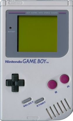 The console image for Game Boy.