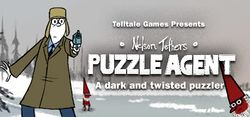 Box artwork for Nelson Tethers: Puzzle Agent.
