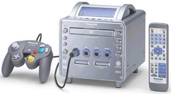 The console image for Q Multimedia Console.