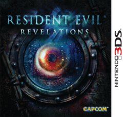 Box artwork for Resident Evil: Revelations.